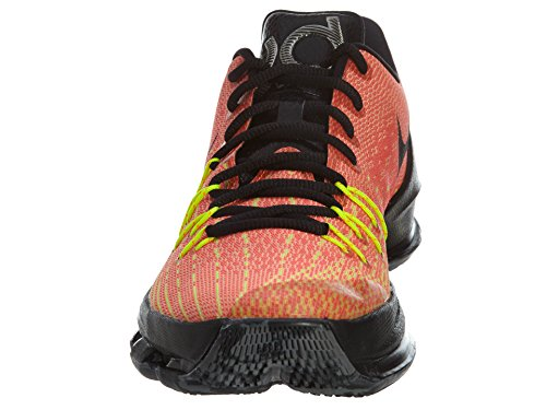 bright Men's 8 orange KD crimson total Basketball 807 Nike volt black Shoe zwOqzd