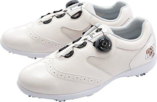 MU Sports Ladies Golf Shoes, 703U1601 (240) by MU Sports