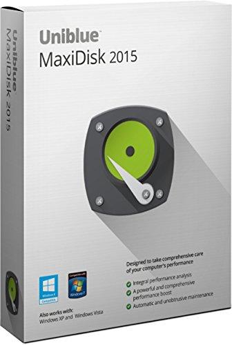 Uniblue - MaxiDisk [Download] by Plug In Digital