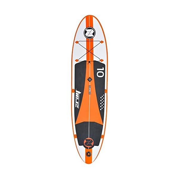 Zray 37337 - Tavola W2 Stand Up Paddle Gonfiabile SUP, 320x81x15 cm 3 spesavip