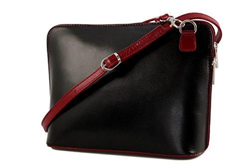 petit sac miou cuir Italie miou cuir Coloris petit femme femme miou cuir sac sac pochette miou sac sac Plusieurs Noir Miou Petit miou cuir apqYw6B