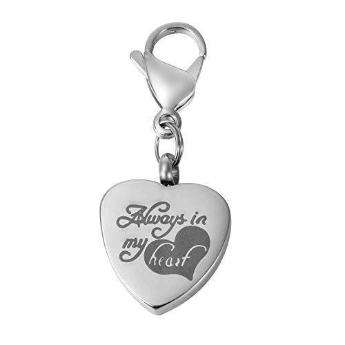 VALYRIA Always Memorial Bracelet Necklace