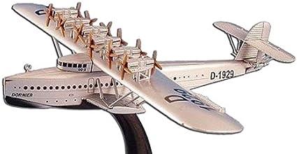 Aircraft Built-Up Die Cast 1-350 Model Power Germany 1929 Dornier DoX 6-Engine Lufthansa Seaplane