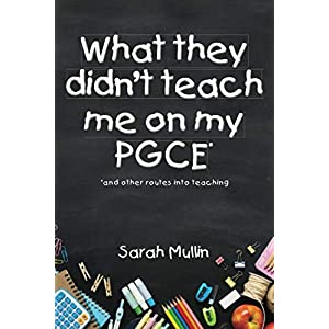 What They Didn't Teach Me on My PGCE: and other routes into teaching Paperback – 9 Dec. 2019