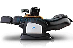 Authentic Beautyhealth Shiatsu Arm Hand Massage Chair with Jade Heat Therapy, Human Body Scan, Mp3 Synched Massage, 69 Air Bags + More