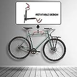 HOMEE Bike Hanger Wall Mount Bicycle Rack Wall Hook