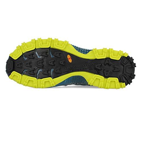 Hombre Sportiva Bushido Deportivos para La Ocean 000 Running de Sulphur Multicolor nYAqdd4xw