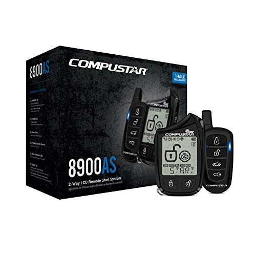 Compustar CS8900 AS BL Security Blade AL Included product image