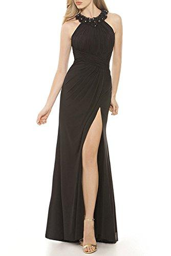 next black bead dress - 9