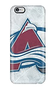 Durable Protector Case Cover With Colorado Avalanche (67) Hot Design For Iphone 6 Plus