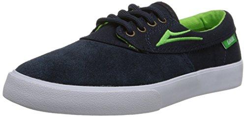 Lakai - Zapatillas de skateboarding para hombre Azul azul marino (Navy Suede)
