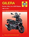 Gilera Runner, DNA, Ice & SKP/Stalker Service and Repair Manual: 1997 to 2011 (Haynes Service and Repair Manuals) by Mather, Phil (2011) Paperback