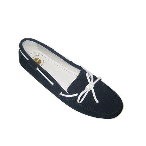 Pielsa 8186 Azul Marino - Mocasín de piel para mujer: Amazon.es: Zapatos y complementos
