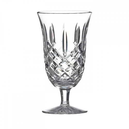 Waterford Beverage Glass - Waterford Crystal Araglin Footed Iced Beverage Glass, 14-Ounce