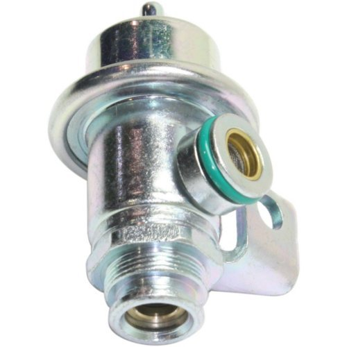 2141841 Fuel Pressure Regulator for Trailblazer/Envoy 02-05 Straight Nipple Orientation ()