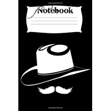Notebook: Cowboy Homework Book Notepad Composition and Journal Diary