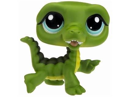 Fin Amazon.com: Littlest Pet Shop Special Edition Pet Happiest #987 DU-85