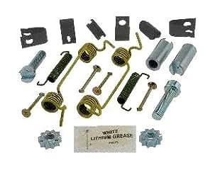 carlson quality brake parts h7334 drum brake hardware kit automotive. Black Bedroom Furniture Sets. Home Design Ideas