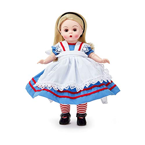 Madame Alexander Collectible Dolls - Madame Alexander Alice In Wonderland