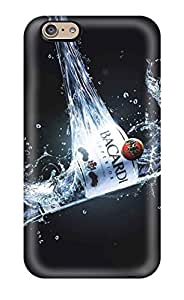 Iphone 6 WPkukdl1456NUXPH Bacardi Tpu Silicone Gel Case Cover. Fits Iphone 6