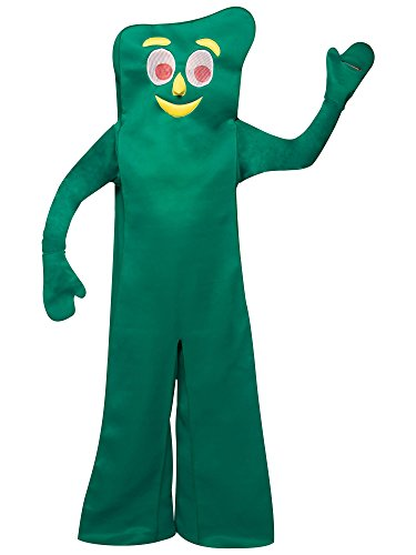 Gumby Costume Adult (Girl Gumby Costume)