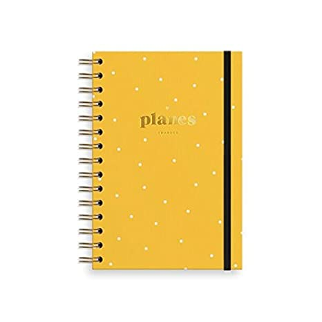 Amazon.com : Charuca pld05 - Planner with Cap, Yellow ...