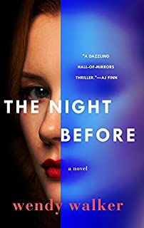 Book Cover: The Night Before