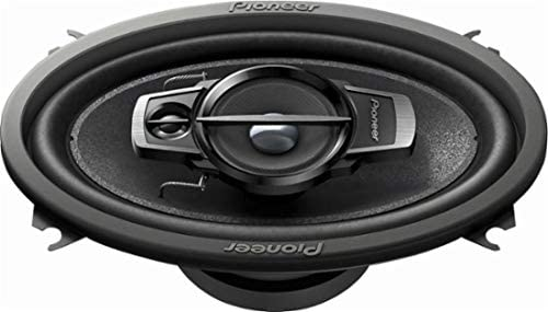 Pioneer TS-A460R 4 Inch X 6 Inch 3-Way Car Speakers