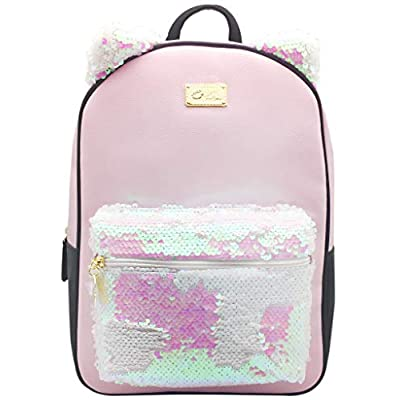 Betsey Johnson Sparkle Kitty Backpack - Festival, school | Kids' Backpacks