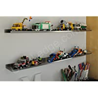 Lego Display Shelf (3ft, Stainless Steel)