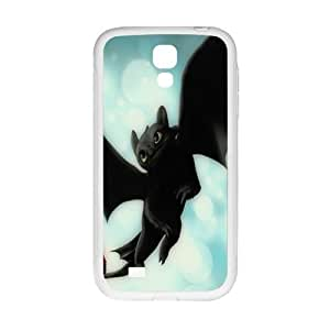 Cool painting Black bat Cell Phone Case for Samsung Galaxy S4