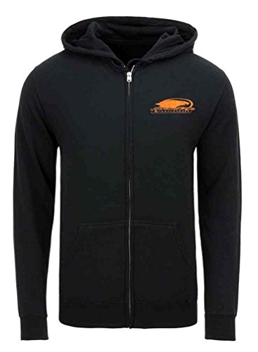 Harley-Davidson Men's Screamin' Eagle Commander Full-Zip Hoodie HARLMS0071 (XL)