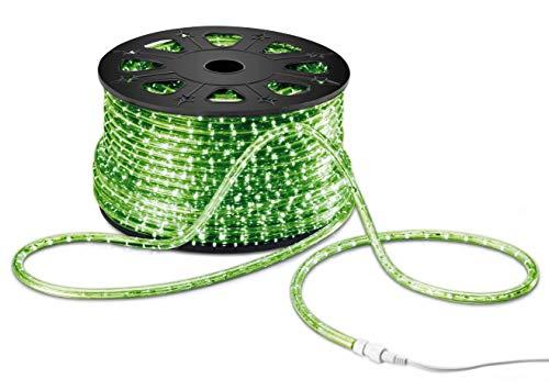 Mangueira de LED, Alumbra, 5678, 2 W, Verde