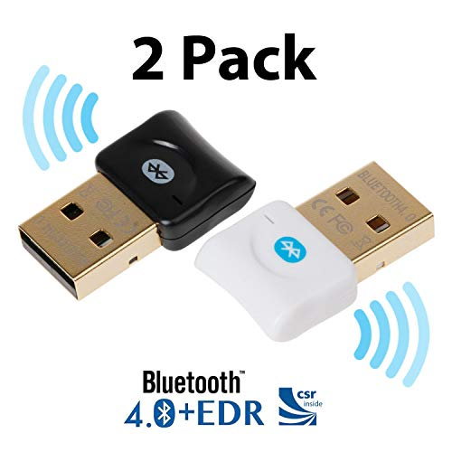 Bluetooth CSR 4.0 USB Dongle Adapter, EKSEN Bluetooth Transm