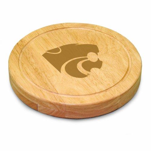 NCAA Kansas State Wildcats Circo Cheese Set ()