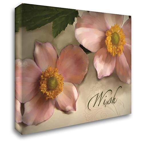 Wish 24x20 Gallery Wrapped Stretched Canvas Art by Tanner, Jan