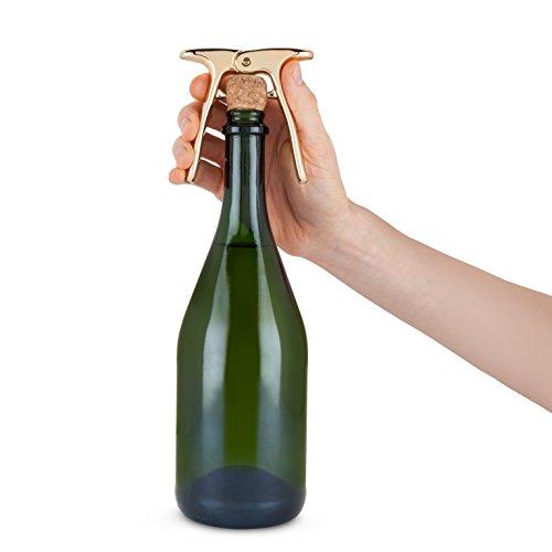 Viski 4877 Belmont Gold Champagne Puller by (Pack of 12)