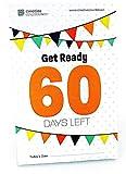Creative Countdown Tear Off Countdown Calendar 60-Days