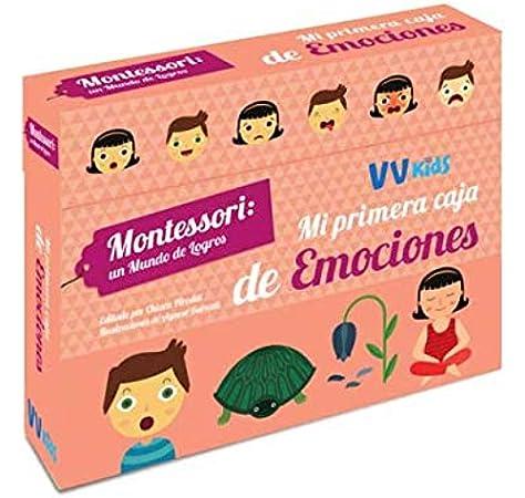 MI PRIMERA CAJA DE LAS EMOCIONES VVKIDS Vvkids Montessori: Amazon.es: Piroddi, Chiara, Baruzzi, Agnese: Libros