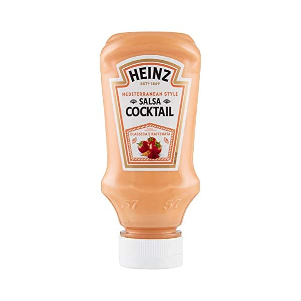 Heinz Salse Cocktail - 225 g 1 spesavip