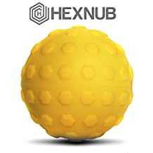 Hexnub Cover - yellow - for Robotic Sphero Ball 2.0 & SPRK Editions - Off Road Protection