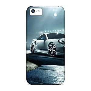For Iphone 5c Fashion Design 2014 Porsche 911 Turbo By Techart Cases-lSt16293TdFS