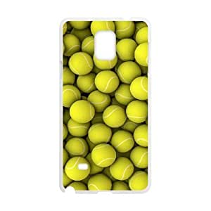 Personalized Durable Case Cover for Samsung Galaxy Note 4 with Brand New Design Tennis