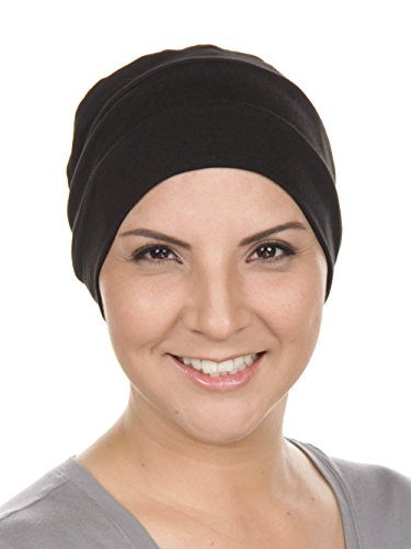 Womens Cotton Beanie Turban Headwear product image
