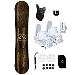 Here's a hardcore 2020 all mtn rocker in disguise. Featuring legendary performance for kids youth boys girls and adult smalls. The Symbolic Freedom uses ABS sidewall construction which gives the board good edge hold on hard pack while the Fle...