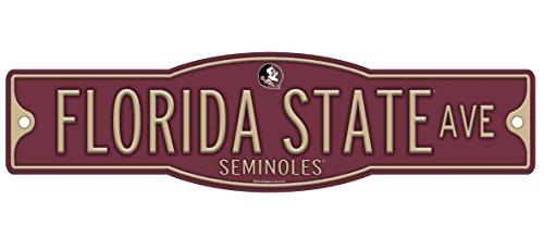 Florida State Seminoles Street Sign - Florida State Seminoles 4