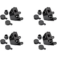 UUMART Antenna Fixing Mount for Walkera Rodeo 110 FPV Racing Quadcopter Spare Parts 4Pcs 110-Z-07