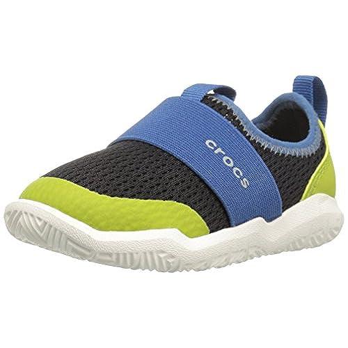 fbae3690bf83 Crocs Kids  Swiftwater Easy-On Shoe  5MjuC1212347  -  30.99