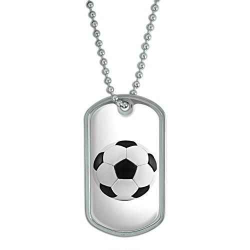 Soccer Ball Military Luggage Keychain