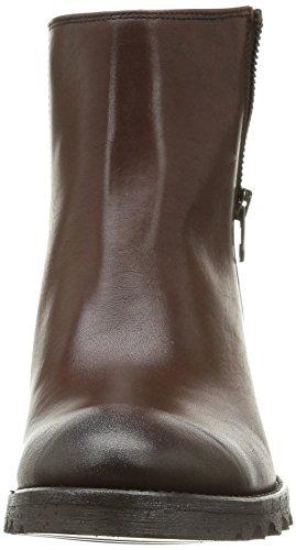 BKR B894 Vit - Botas mujer marrón - Marron (Moro)